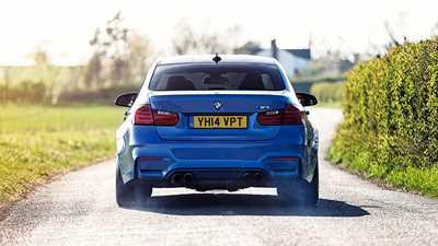 Bmw 3 0 Csl Hommage 2015 Review Car Magazine