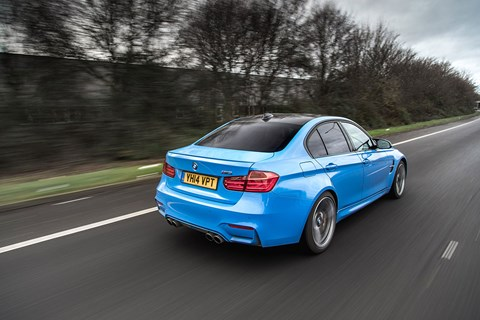 CAR magazine's BMW M3 long-termer