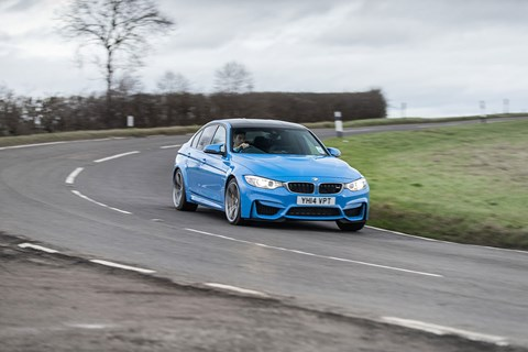 CAR magazine's long-term BMW M3