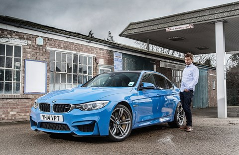 CAR's Ben Miller gets to know our 2015 BMW M3