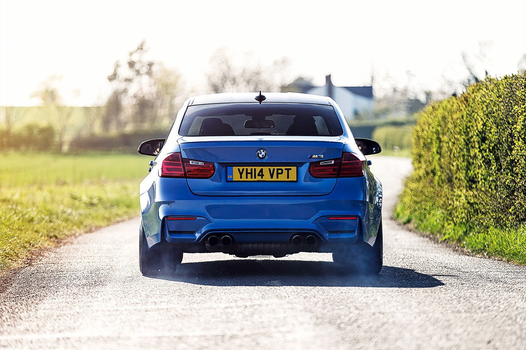 BMW M3 2015 long term test review