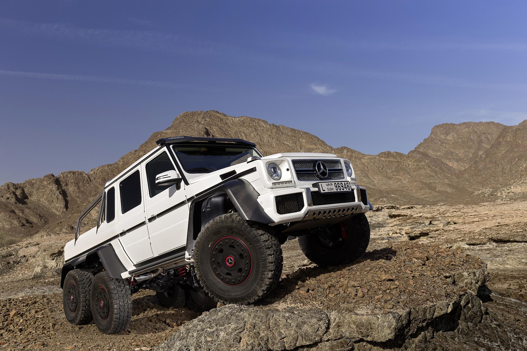 Mercedes G500 4x4 2015 The Ultimate Off Roader Car Magazine