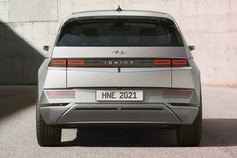 Ioniq 5 rear