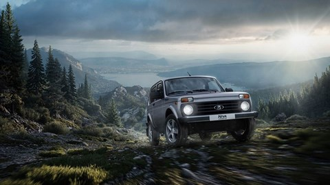 Lada Niva: expect more back-to-basics cars to come