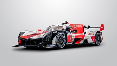 Toyota GR010 Hybrid: the new hypercar look of Le Mans
