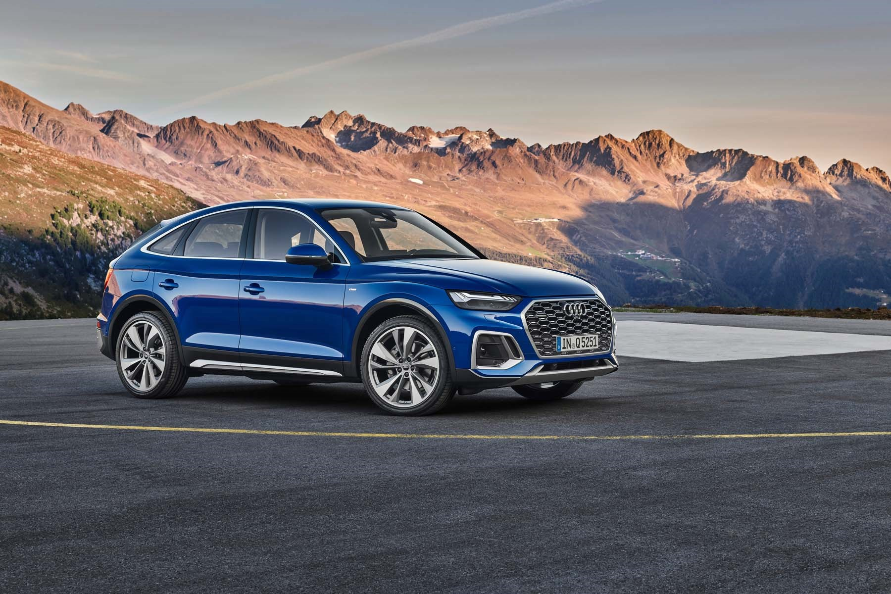 Audi Q5 Coupe review