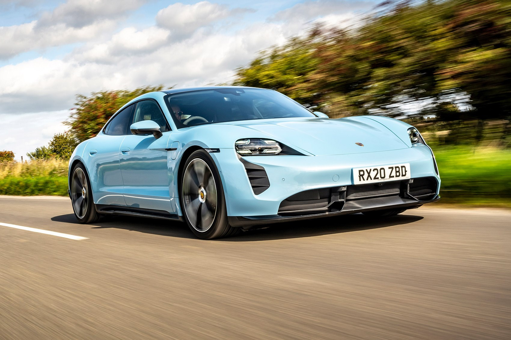 Porsche Taycan and 4S (2021) review: true to its roots   CAR Magazine