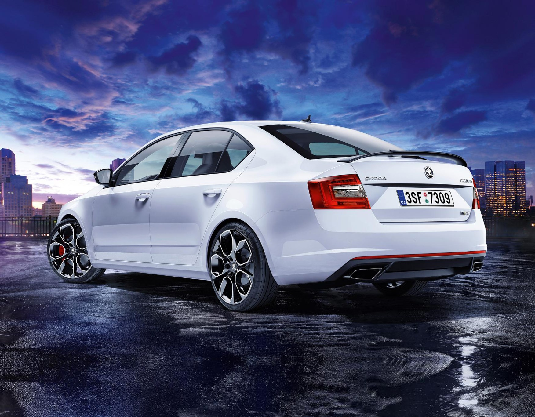 skoda octavia vrs 230 more power for 2015 39 s best q car by car magazine. Black Bedroom Furniture Sets. Home Design Ideas