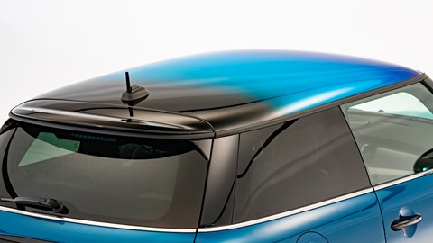 2021 Mini Hatch Multitone Roof