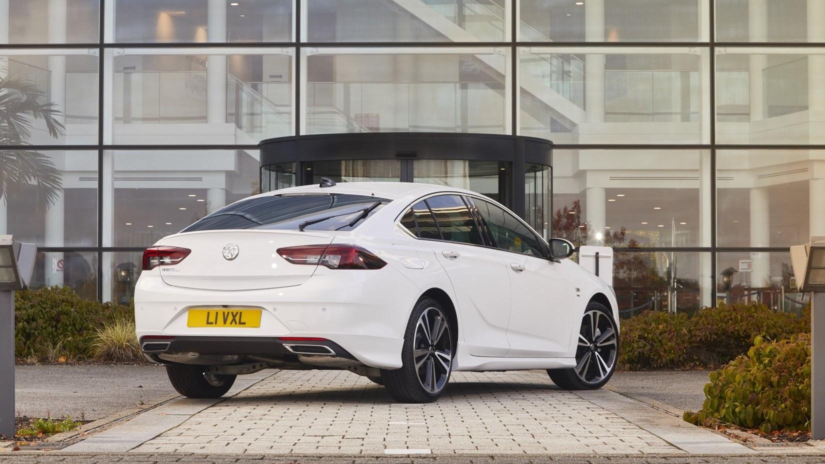 2021 Vauxhall Insignia - rear three quarter