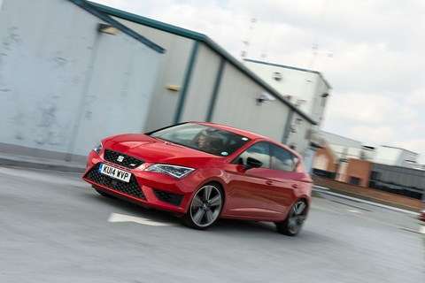 CAR magazine's long-term Seat Leon Cupra