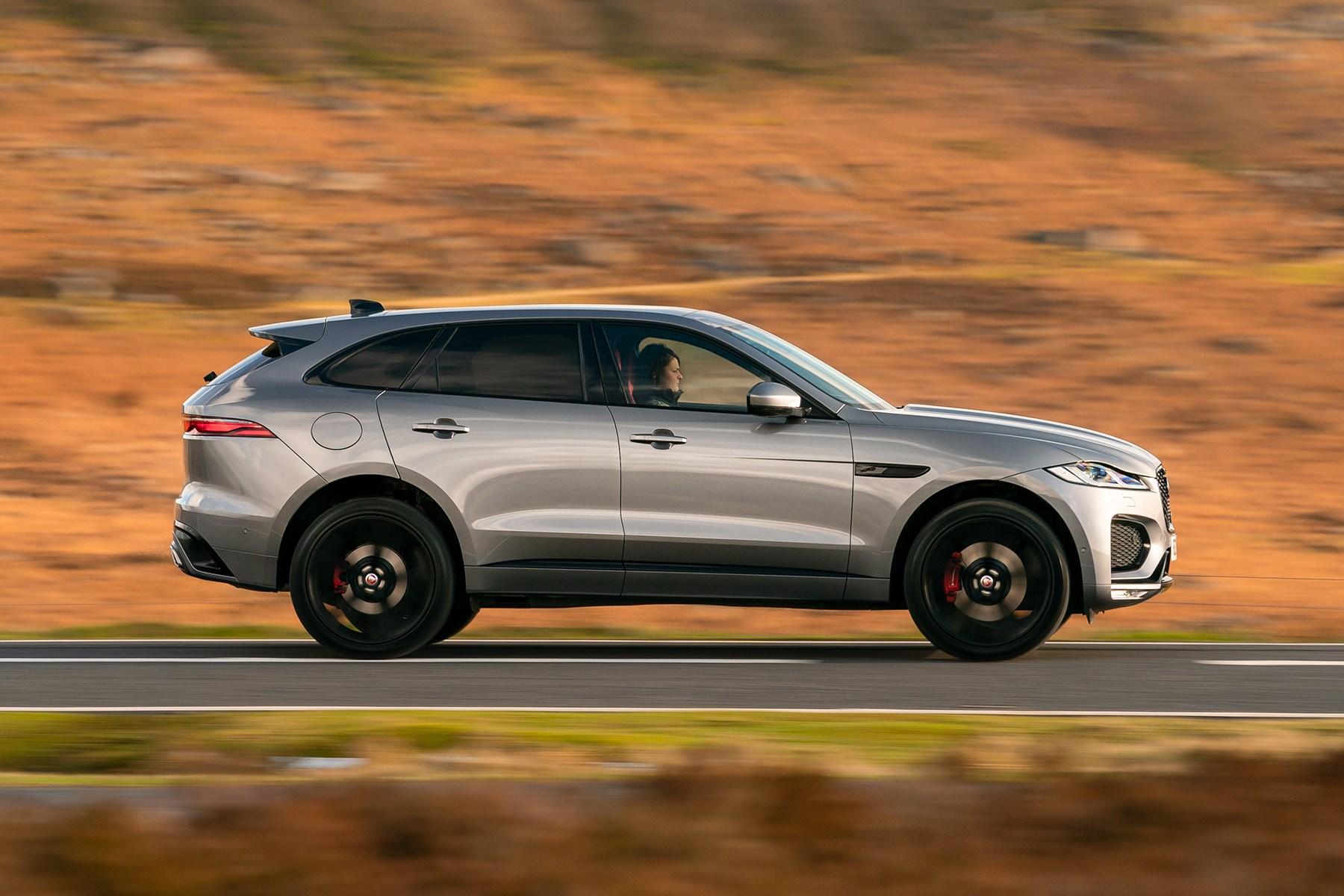 Jaguar F-Pace road comfort 2021