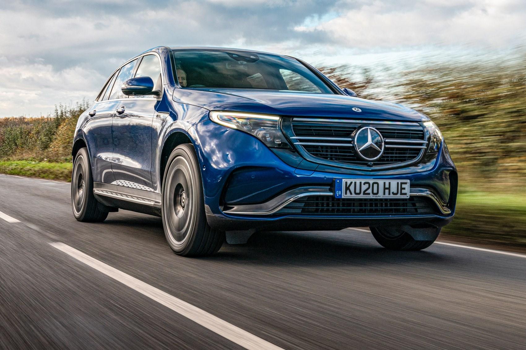 mercedes eqc electric car long-term test (2021) review