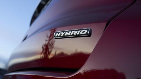 2021 Ford S-Max hybrid