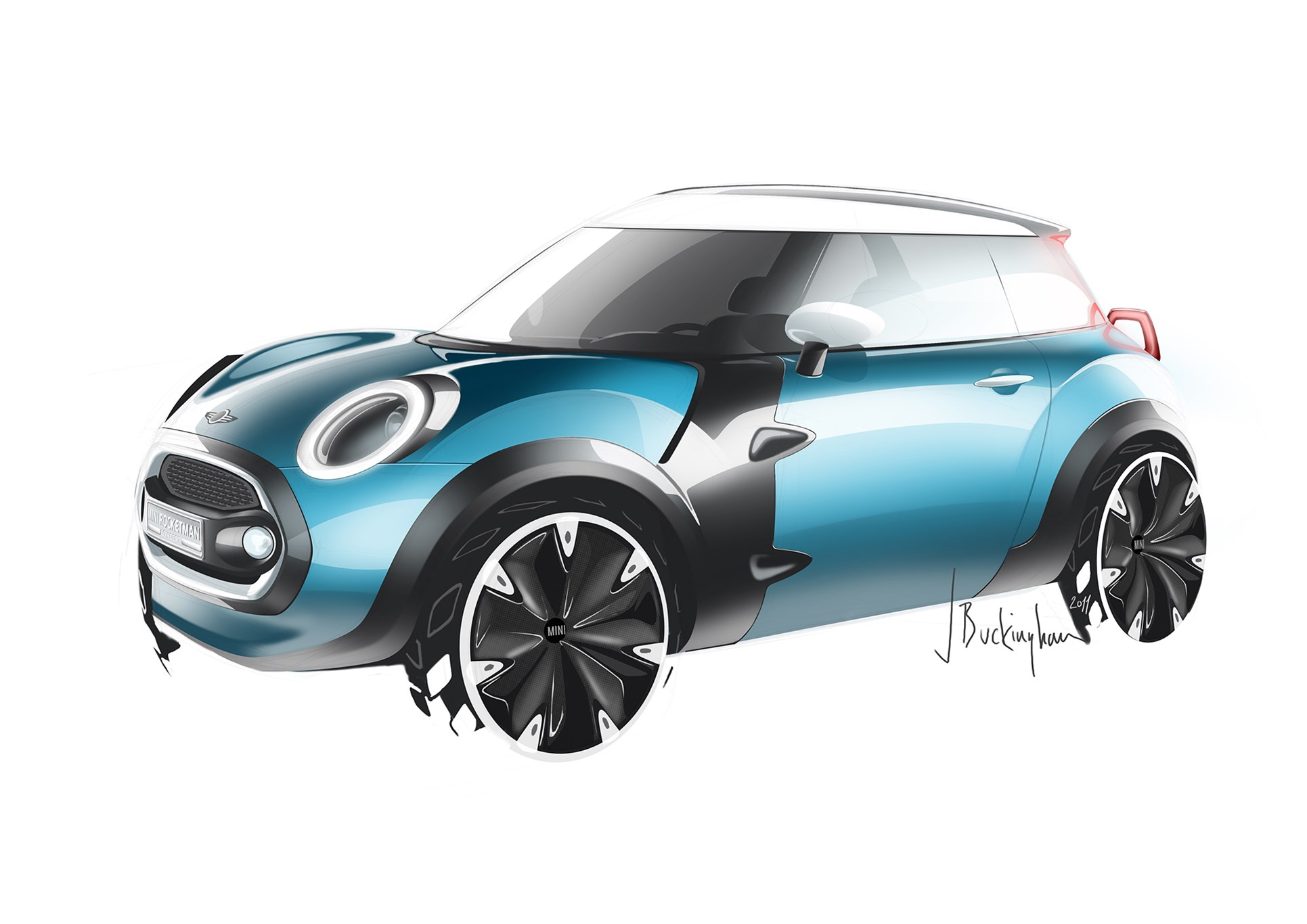 the rocketman inspires mini minor