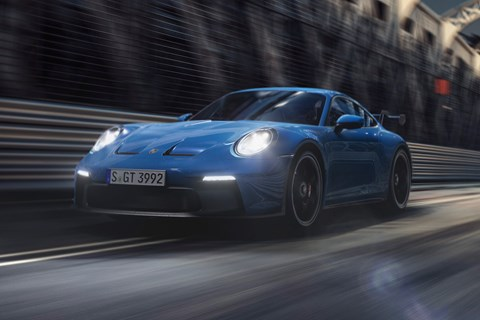 911 gt3 front tracking