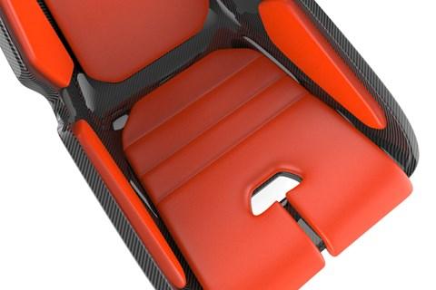 Gunther Werks 993 seat