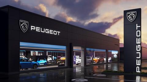 2021 Peugeot dealer rebrand