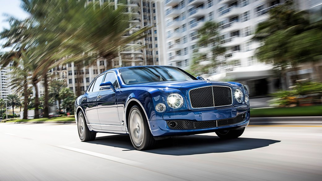 Bentley Mulsanne Speed (2015) review by CAR Magazine