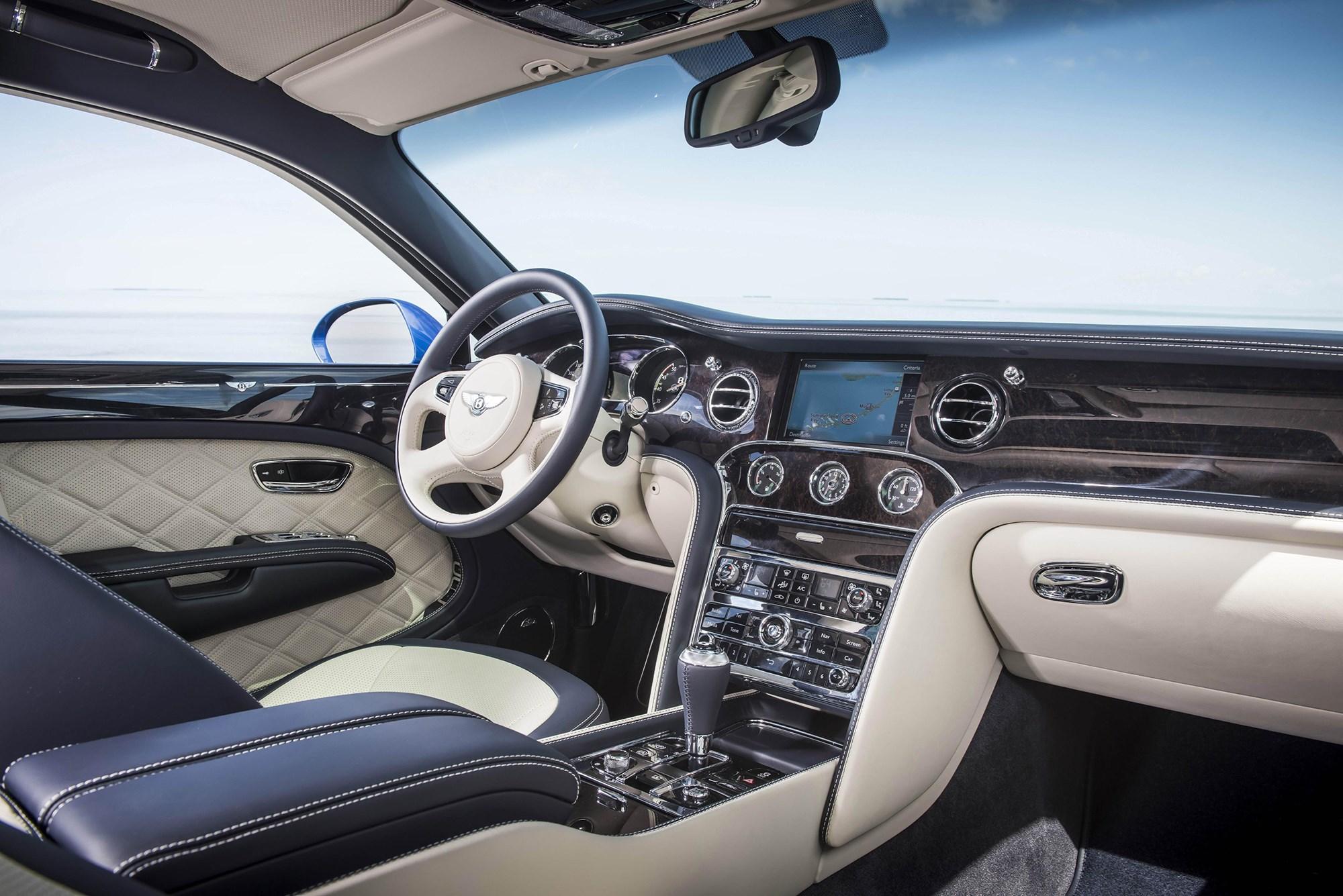Bentley Mulsanne Speed (2015) review | CAR Magazine