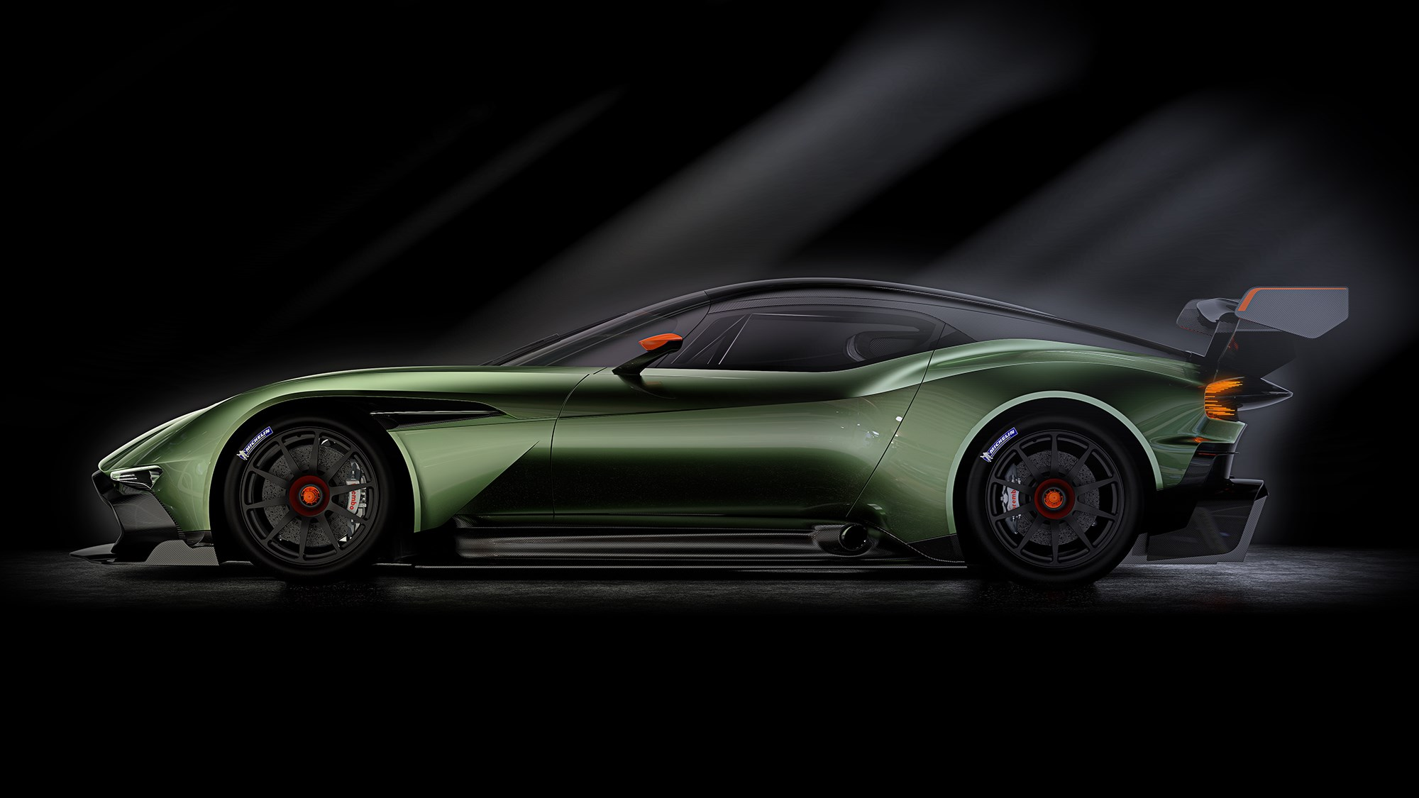 Aston Martin Vulcan Unveiled 24 Extreme Track Day Cars