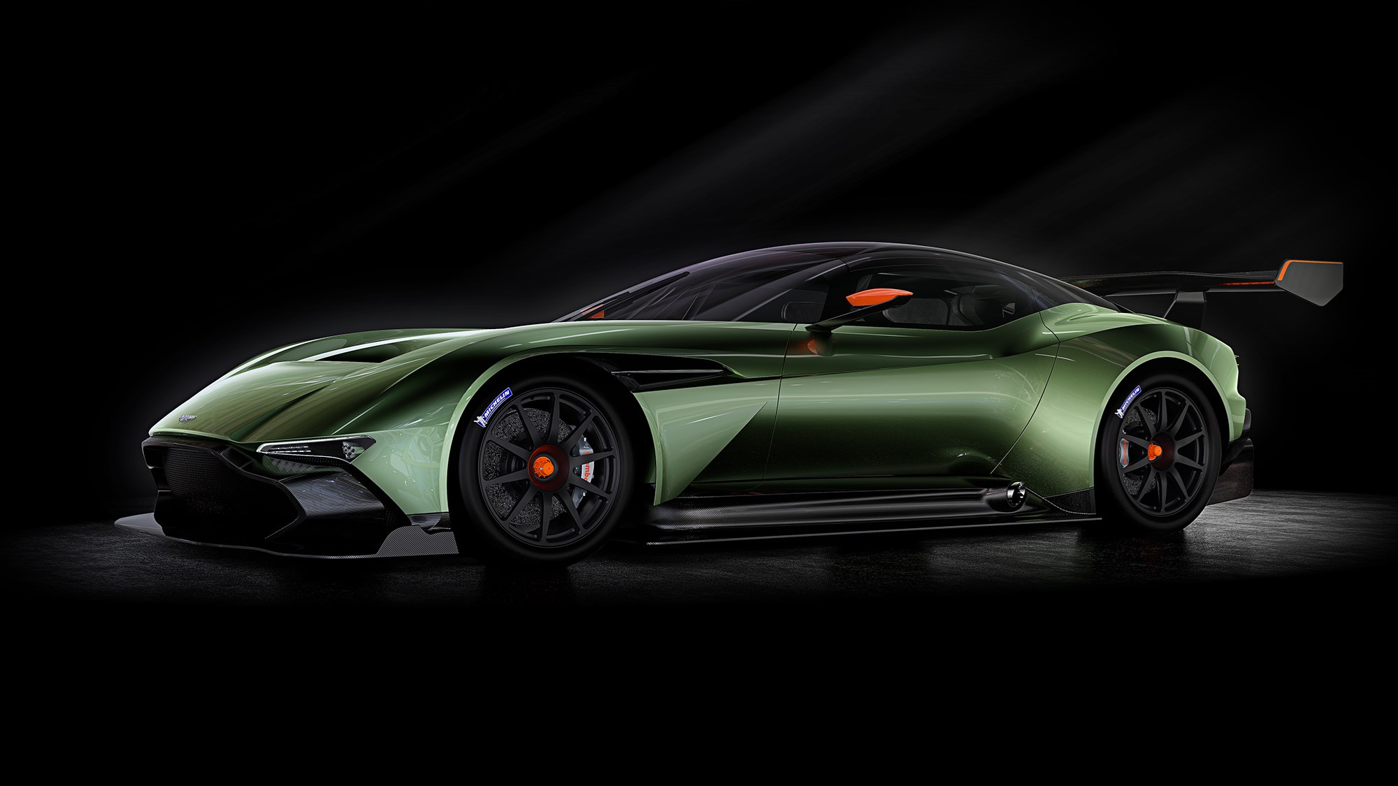 Aston Martin Vulcan Unveiled Extreme Trackday Cars For M - Aston martin cars