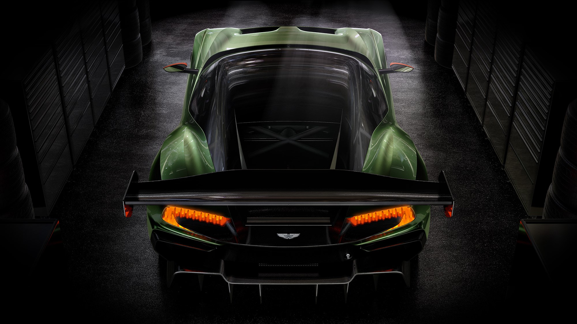 Aston Martin Vulcan Unveiled 24 Extreme Track Day Cars For 1 8m