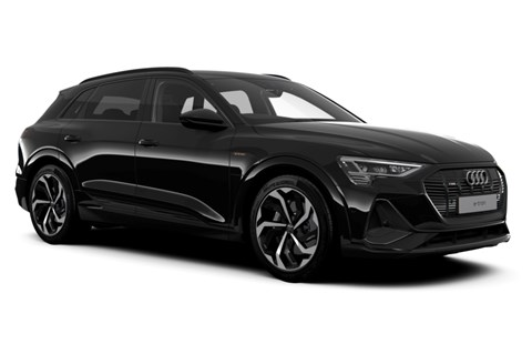 Audi e-tron 55 Black Edition subscription