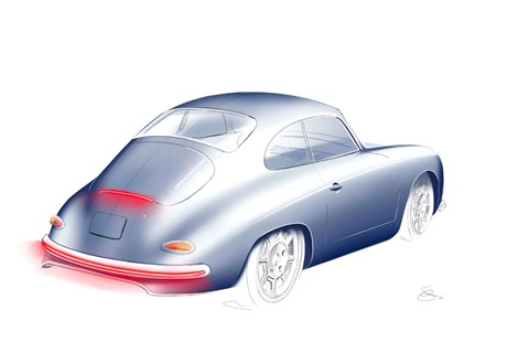 WEVC Coupe rear render