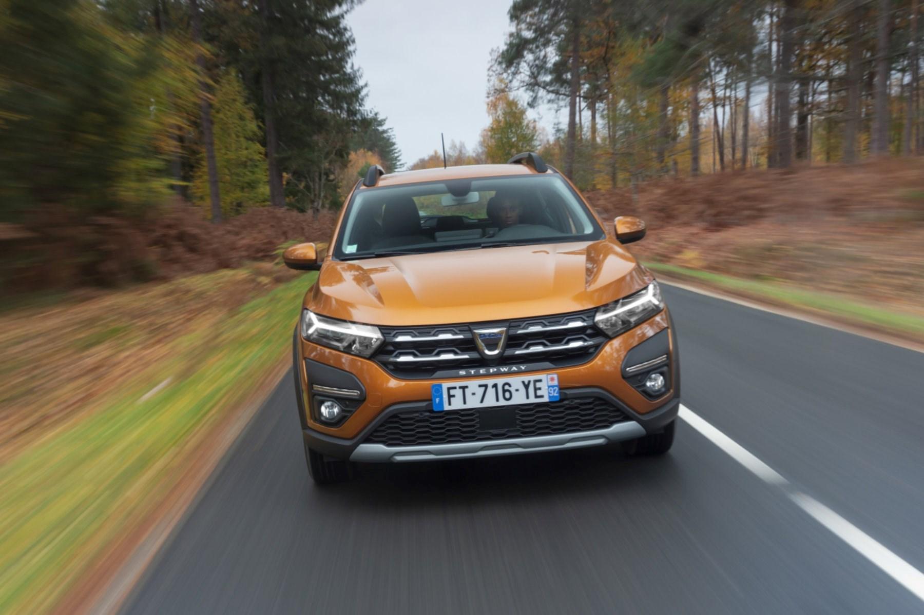Dacia Sandero Stepway verdict