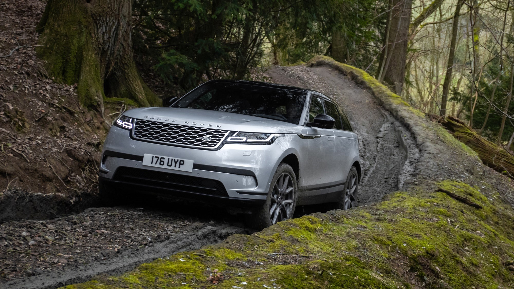 Range Rover Velar off-road