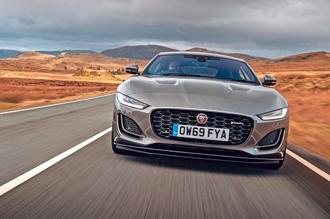 f-type ltt front tracking