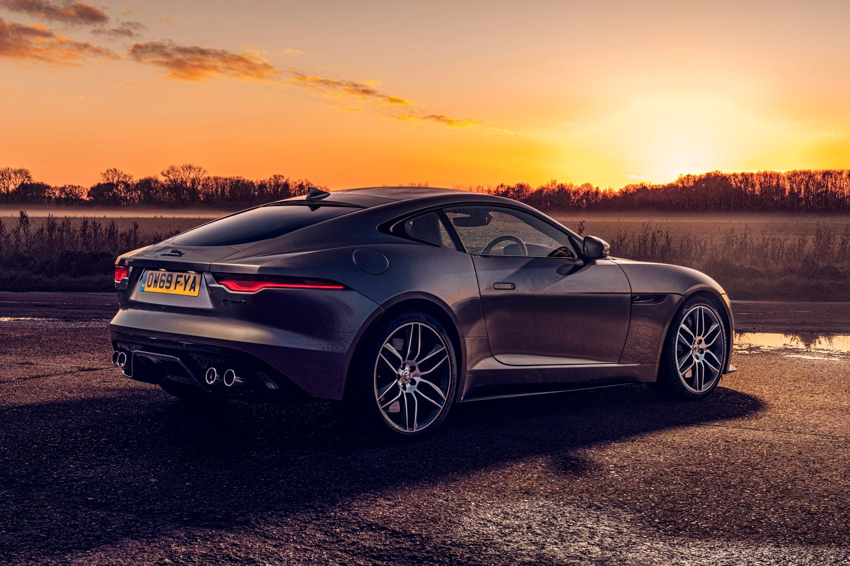 Hello kitty: Jaguar's updated F-Type joins our long-term fleet