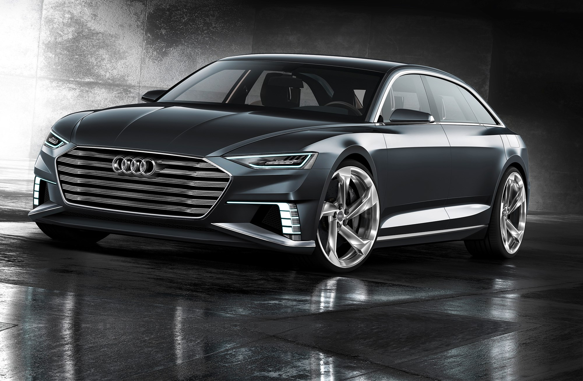 Audi Prologue Avant concept 2015 want more doors with that by