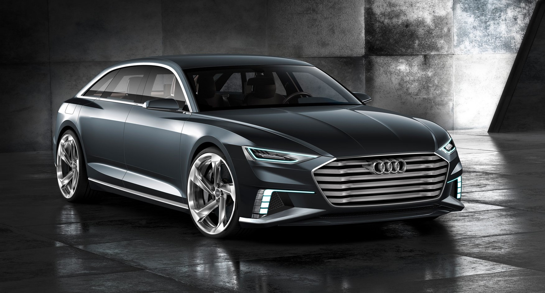 Audi Prologue Avant Concept Want More Doors With That By - Audi car 2015
