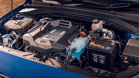 EV transmissions - Hyundai Ioniq