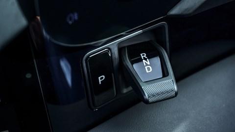 EV transmissions - Porsche Taycan