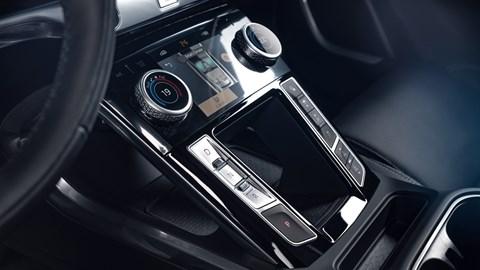 EV transmissions - Jaguar I-Pace