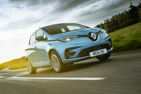 Renault Zoe £200 a ,month