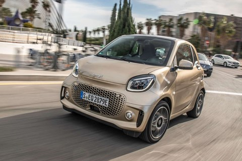 Smart EQ Fortwo £200 a month