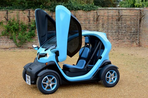 Renault Twizy £200 a month