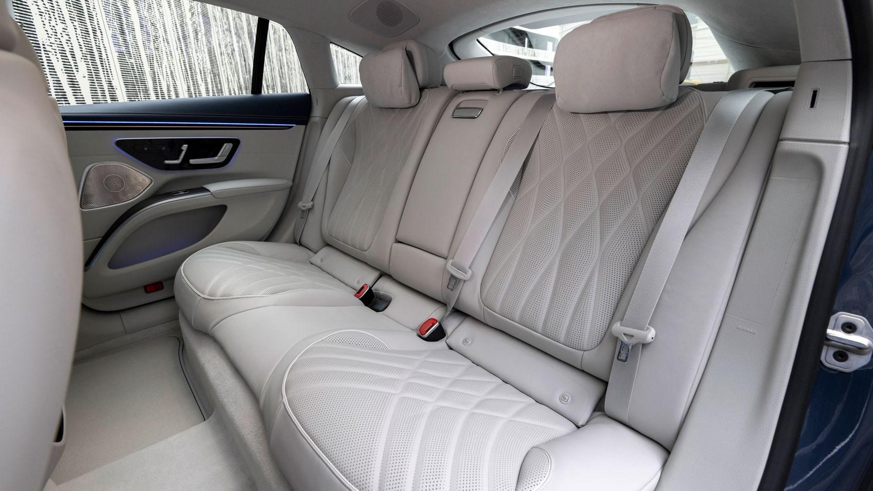 eqs rear seats