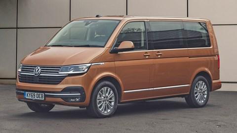 2020 Volkswagen Caravelle 6.1