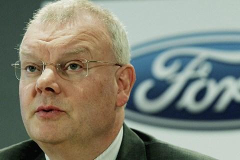 Richard Parry-Jones - Ford Focus Mk1