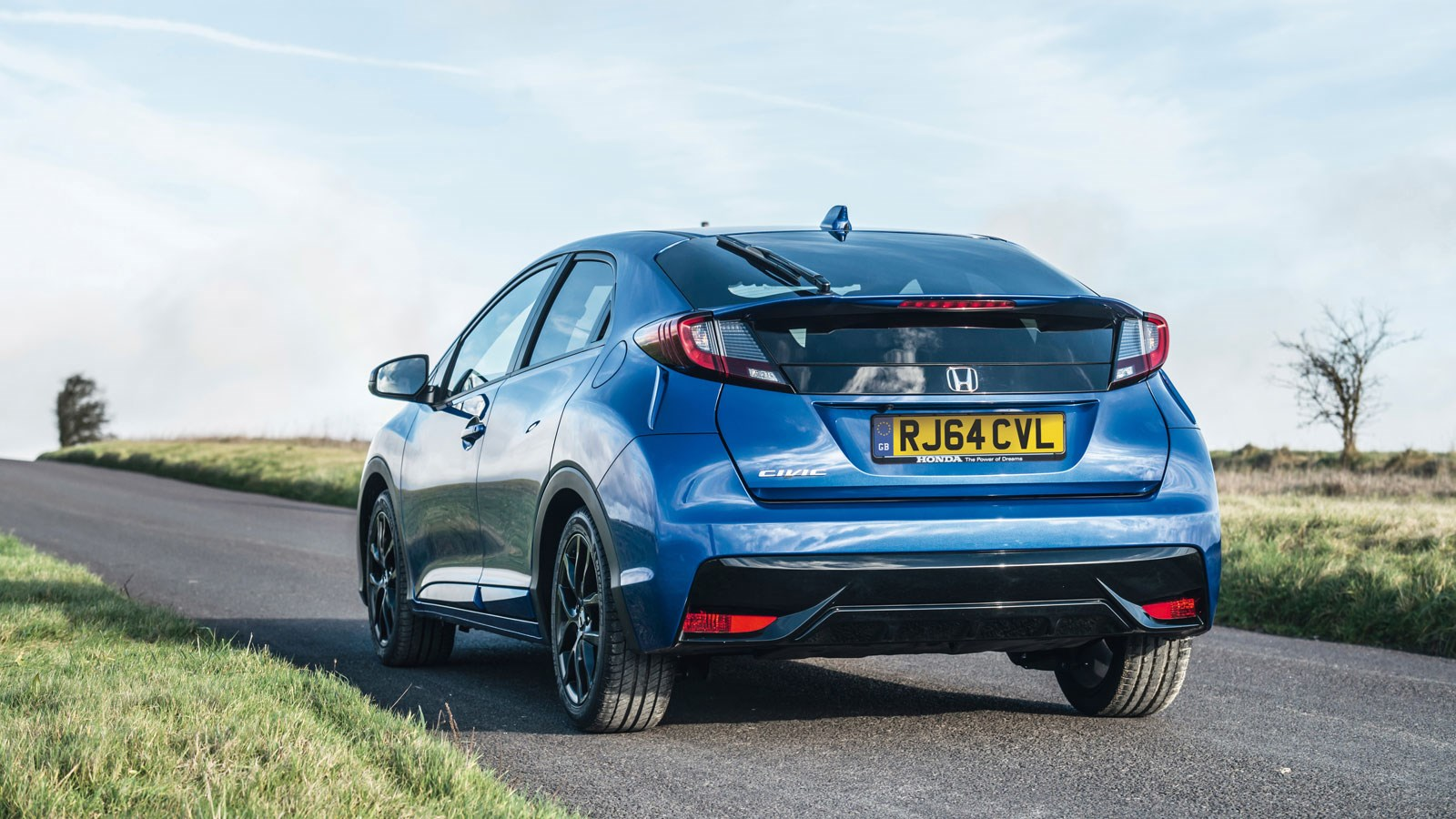 Lease Honda Civic >> Honda Civic Sport 1.6 i-DTEC (2015) review   CAR Magazine