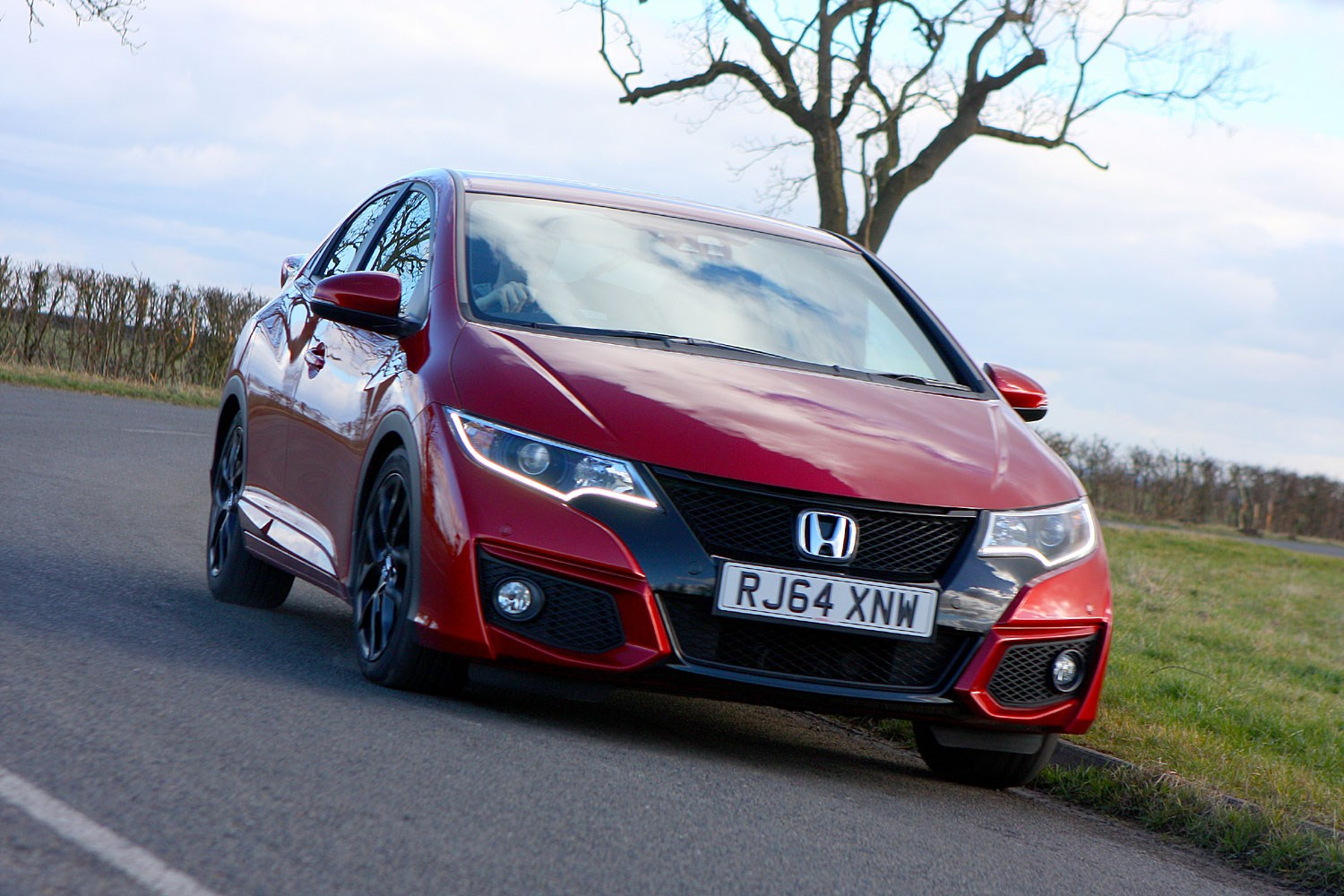 ... Honda Civic Sport Is A U0027Sportu0027 Hatch In Name Only   It Drives Like The  Rest Of The Range ...
