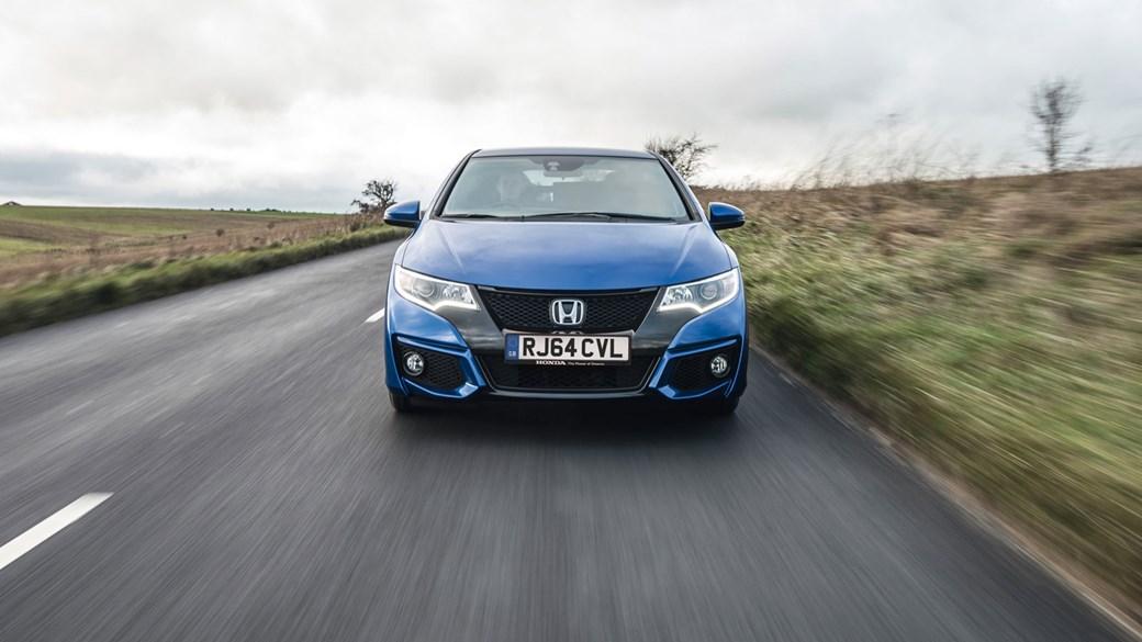 Honda Civic Sport 16 I Dtec 2015 Review Car Magazine
