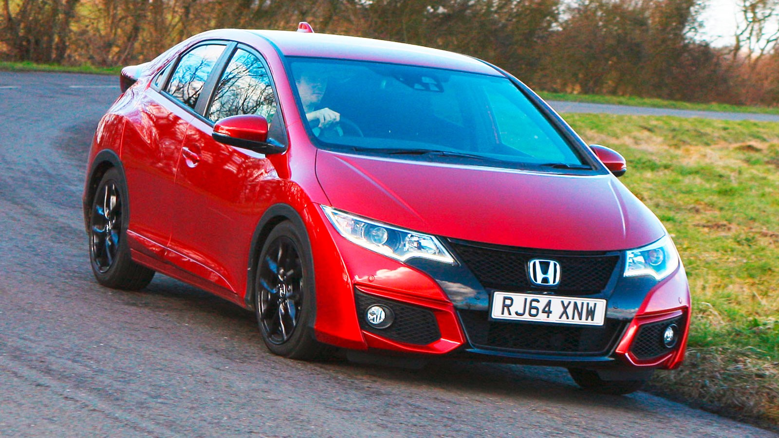 Honda civic sport 1 6 i dtec 2015 review car magazine - 2015 honda civic si interior lights ...