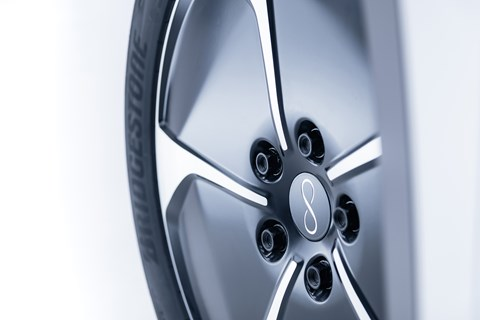 Bridgestone Turanza Eco tyres combining lightweight Enliten and ologic technologies for the first time
