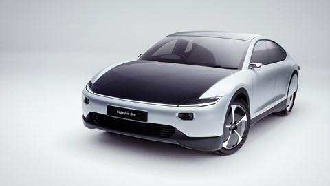 Lightyear One: the solar-powered electric car